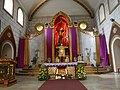 0196jfSaint Francis Church Tree Meycauayan Heritage Belfry Bulacanfvf 17.JPG