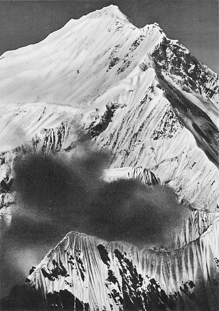 Le mont Everest (avant 1935)