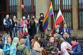 02017 0045 Das Queer Mai Festival dient, die Kultur der LGBTQI mit Gemeinschaften in Krakau.jpg