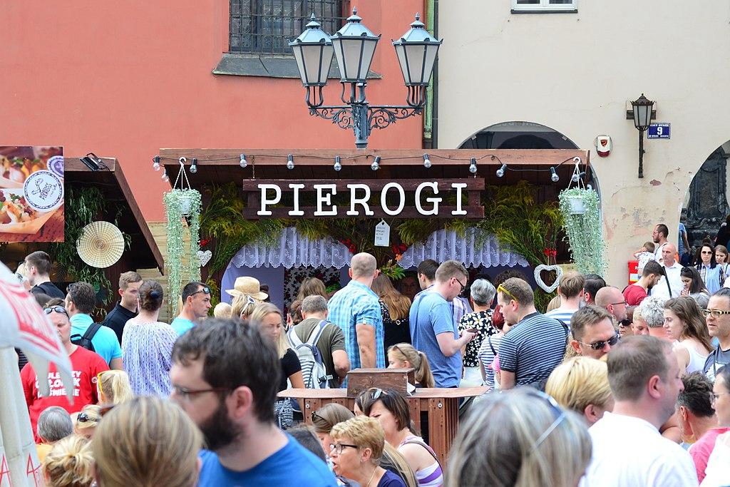 02018 0330 Kleiner Markt in Krakau