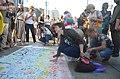 02019 1769 Kundgebung gegen Gewalt, Solidarität mit allen Teilnehmerinnen und Teilnehmern des Pride Bialystok, Katowice, Monika Rosa.jpg