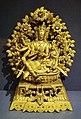 025 Dharmadhatuvagisvara and Shakti, 18c, Nepal (34378086133).jpg