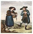 088 Bauer und Bäuerin aus dem Murauer Bezirke um 1812 Lederwasch.jpg