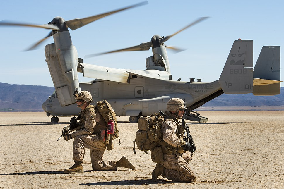11th MEU conducts Sustainment Training 170105-F-QF982-589