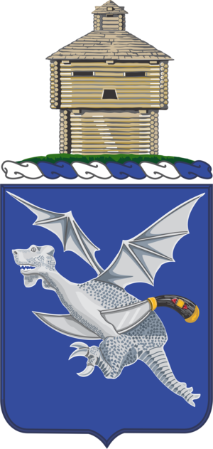 123rd Infantry Regiment (United States) - Coat of arms