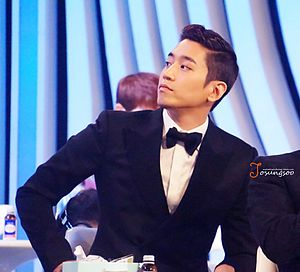 Eric Mun - Eric at Mnet 20's Choice Awards in 2013