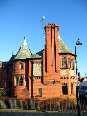 1–11 and 13 Bath Street, Chester - 13 Bath Street