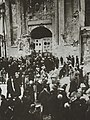 13 February 1919 photo - Havoc of War - Ruins - France - Miscellaneous Ruins - HISTORIC KREMLIN IN MOSCOW BATTERED BY THE SHELLS OF BOLSHEVIKI - NARA - 31484552 (cropped).jpg
