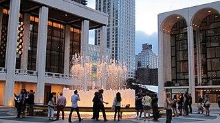 Revson Fountain