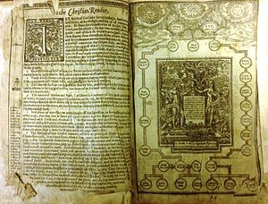 King James Version - 1612 First KJV bible in quarto size