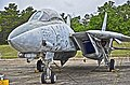 162710 Grumman F-14A Tomcat C-N 556 (National Naval Aviation Museum) (8749314115).jpg