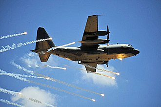 Cannon Air Force Base - 16th Special Operations Squadron AC-130H Spectre Gunship