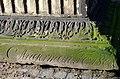 1747-08-06 - 1805-09-05 Grabstein Carl Ludewig Vezin, Kaufmann und Berghandlungs-Oberfaktor, Hannover, 1808 Künstlersignatur Bildhauer C. Angerman.jpg