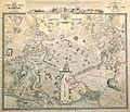 1846 Plan der Königlichen Residenz Stadt Hannover A. C. F. Sohnrey Friedrich Wunder.jpg