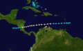1876 Atlantic hurricane 4 track.png