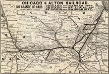 Alton Kansas Map.Alton Railroad Wikipedia