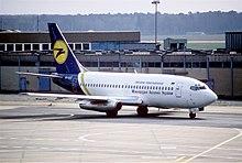 Ukraine international airlines wikipedia a former ukraine international airlines boeing 737 200 in 1998 publicscrutiny Gallery