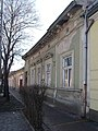 19. századi épület Petőfi Sándor emléktáblával, 2019 Aszód.jpg