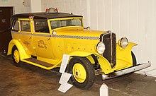 2a5a9ef4d2c09 Checker Taxi - Wikipedia