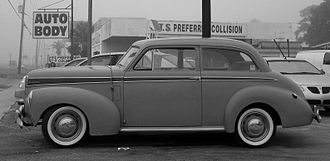 1941 2-door Sedan 1941 Studebaker Champion 2-door sedan (5472602150).jpg