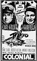 1944 - Colonial Theater Ad - 8 Jan MC - Allentown PA.jpg