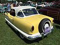 1956 Metropolitan by American Motors convertible at 2015 Macungie show 2of2.jpg
