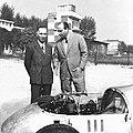 1959 Vittorio Stanguellini and Juan Fangio.jpg