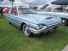 ford thunderbird (fourth generation) wikipedia 1975 Ford Thunderbird 1965 coupe