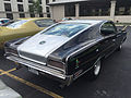 1967 AMC Marlin fastback at AMO 2015 meet in black and silver 2of6.jpg