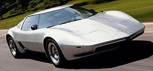 Chevrolet Aerovette - 1977 Chevrolet Aerovette Concept