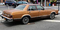 1980 Ford Granada four-door sedan rear right.jpg