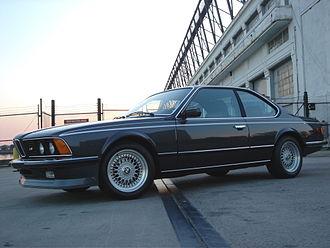 BMW 6 Series (E24) - 1985 BMW M635CSi