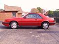 1986 Ford Mustang SVO in red.jpg