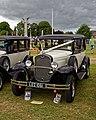 1988 Badsworth vintage kit car of Ford Model A at Hatfield Heath Festival 2017.jpg