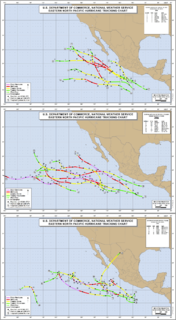 Timeline of the 1990 Pacific hurricane season
