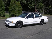 9c1 (chevrolet police package) - wikipedia