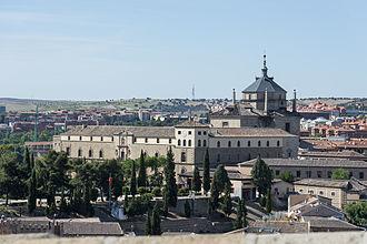 Hospital de Tavera - Facade of the Hospital de Tavera.