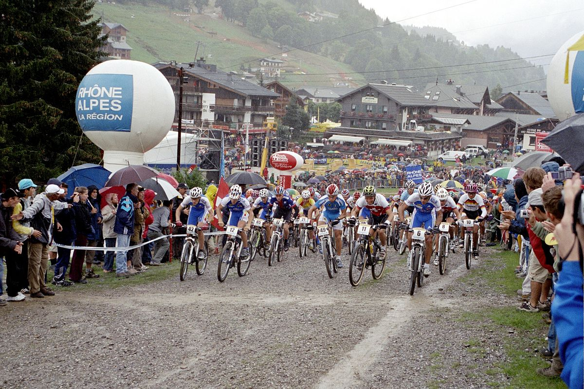 2004 UCI Mountain Bike & Trials World Championships ...