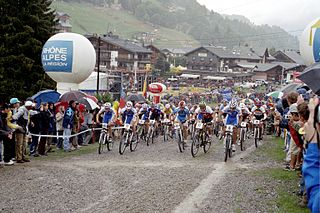 2004 UCI Mountain Bike & Trials World Championships annual worldwide mountain bike competition