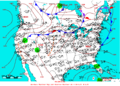 2005-09-21 Surface Weather Map NOAA.png