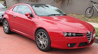 Alfa Romeo Brera and Spider Motor vehicle