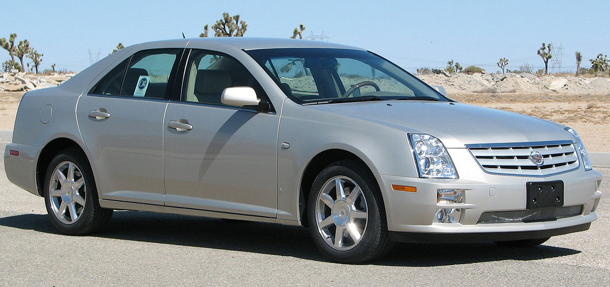 Px Cadillac Sts Nhtsa
