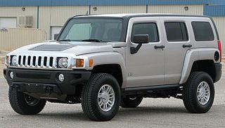 Hummer Brand of trucks and SUVs 1992-2010, GMC sub-brand of trucks and SUVs 2021-