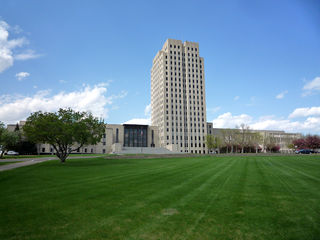 Bismarck, North Dakota State capital city in North Dakota, United States