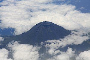 Mount Pico - Aerial view of Mount Pico