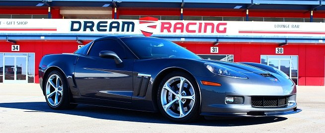 2010 Corvette Grand Sport at Dream Racing in Las Vegas
