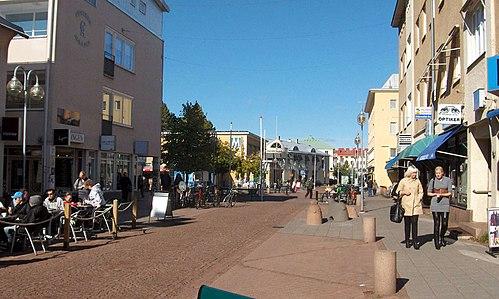 Mariehamns centrum