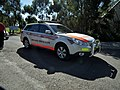 2011 Subaru Outback station wagon - Ambulance Service NSW (7763478858).jpg