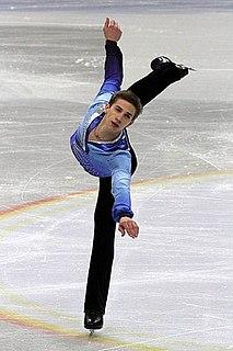 Timothy Dolensky American figure skater