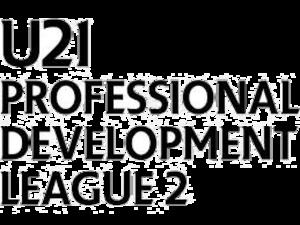 2015–16 Professional U21 Development League - Image: 2013–14 Professional U21 Development League 2